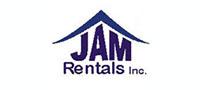 JAM Remntals Logo